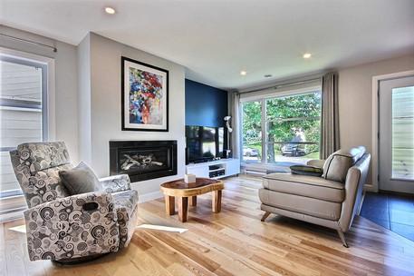Maison avec garage / Salon 1