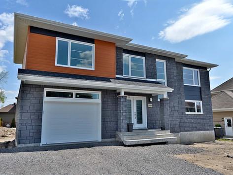 Maison haut de gamme par Midalto, entreprise de construction à Québec