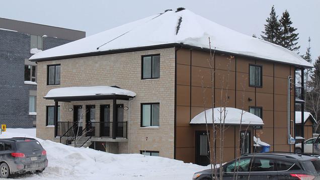 Dessin de bâtiment / Extérieur 1