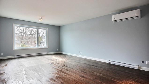 Plan de maison avec garage / Chambre 1