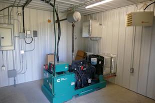 Installation complète - Station de pompage - Shannon