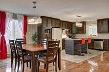 Maison plain-pied avec garage - Salle à manger 4