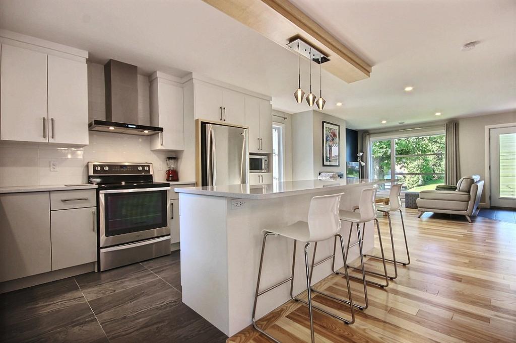 Maison avec garage / Cuisine 1
