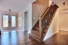 Conception de plan de maison / Escalier 1