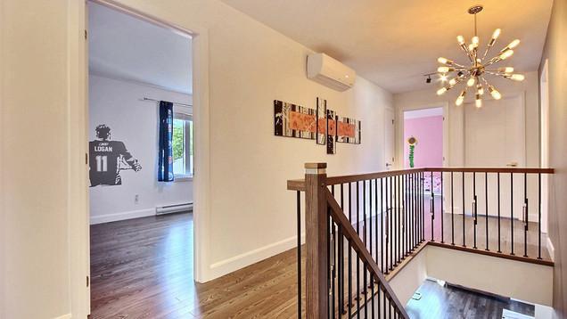 Conception de plan de maison / Escalier 3