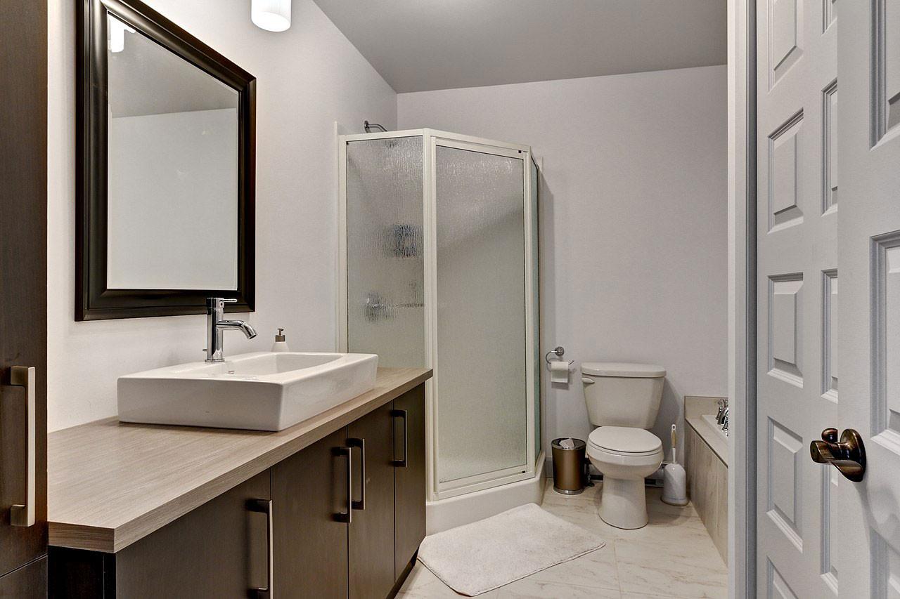 Dessin de bâtiment / Salle de bain