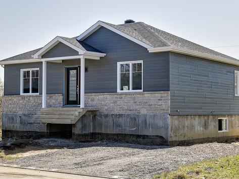 Maison neuve par Midalto, entrepreneur construction à Québec