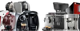 Les différents types de machines à café