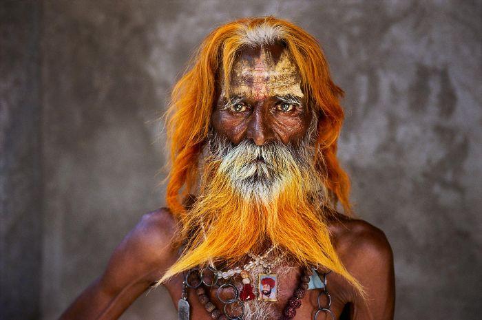 Steve McCurry - Photographe portrait
