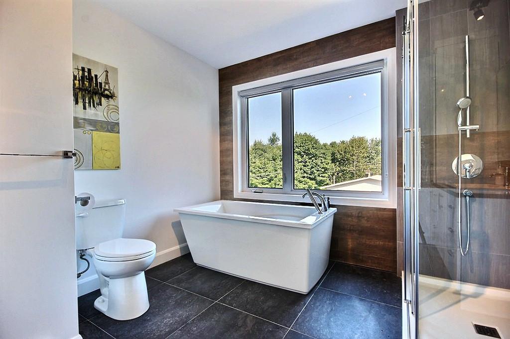 Conception de plan de maison / Salle de bain 1