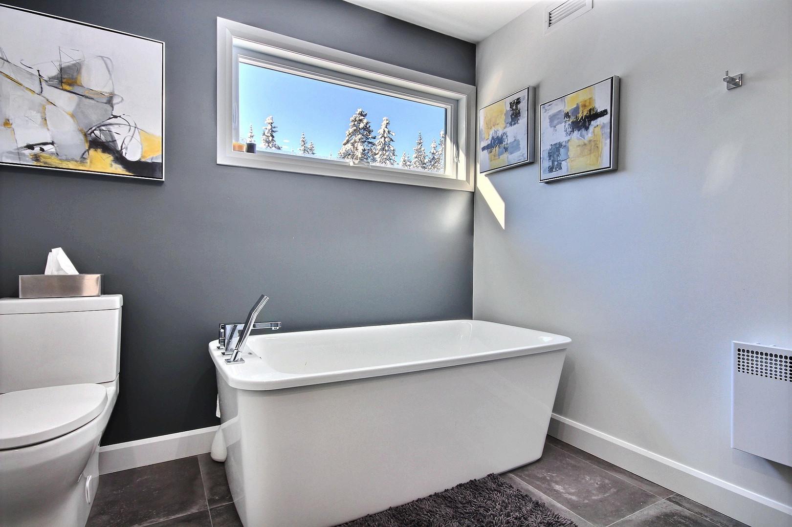 Construction d'une maison de plain-pied / Salle de bain 4
