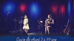 Cours de chant privé à Québec l École Immuart l Professeur de chant, Ville de Québec