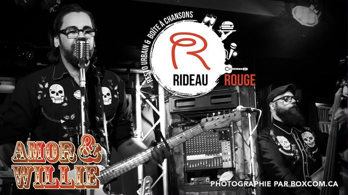 Photographe spectacle l Amor & Willie l Boxcom l Québec