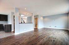 Plan de maison avec garage / Salon 3