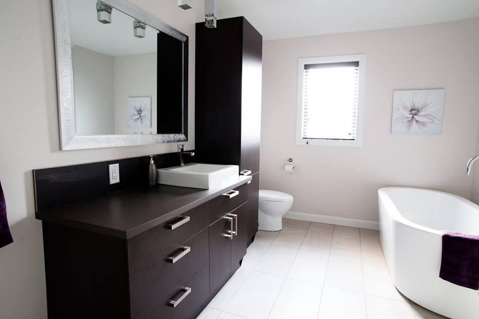Maisonn plain-pied / Salle de bain 2