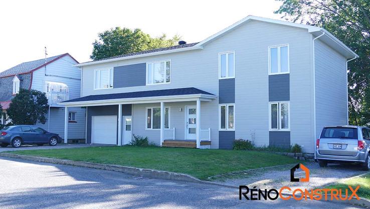 Rénovation appartement Québec