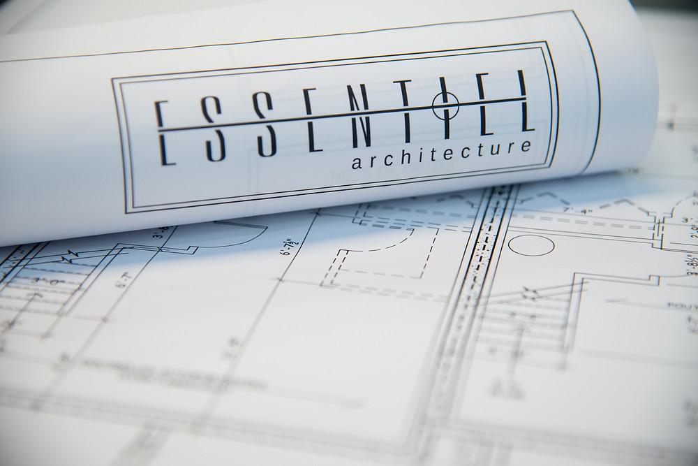 Plan de construction de maison   Plans   Construction   Essentiel Architecture   Québec