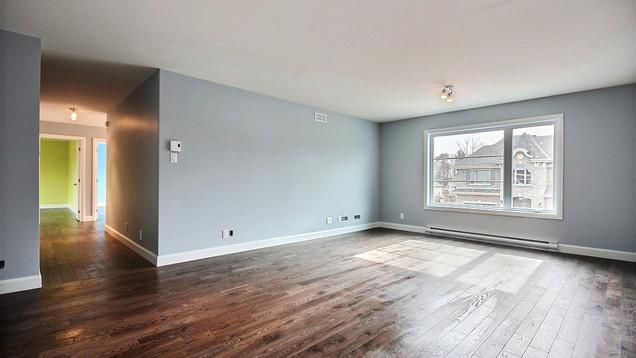 Plan de maison avec garage / Chambre 2