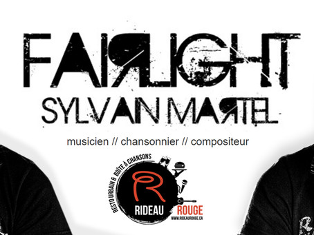 Fairlight - Sylvain Martel