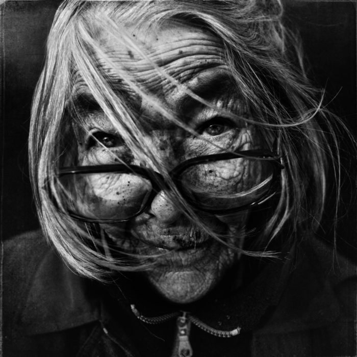 Lee Jeffries - Photographe portrait