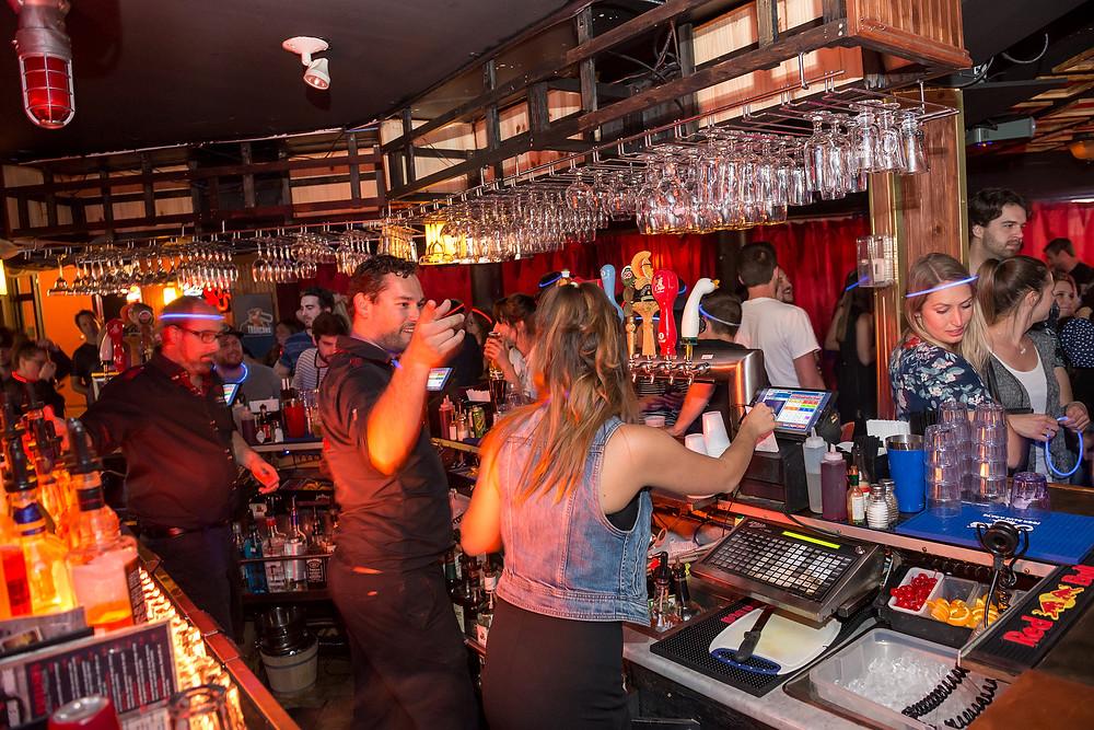Restaurant Québec - Rideau Rouge