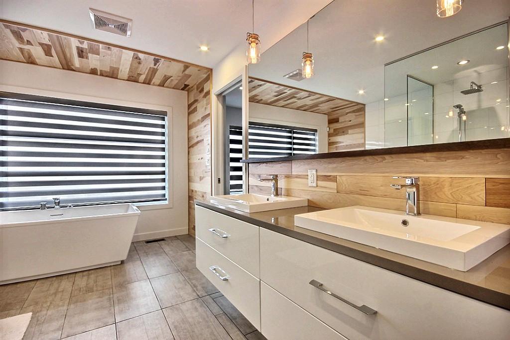 Maison avec 2 garages / Salle de bain 3