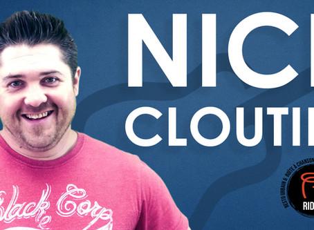Le chansonnier - Nicolas Cloutier