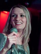 Cindy Courchesne (animatrice des ateliers d'éveil à la musique)