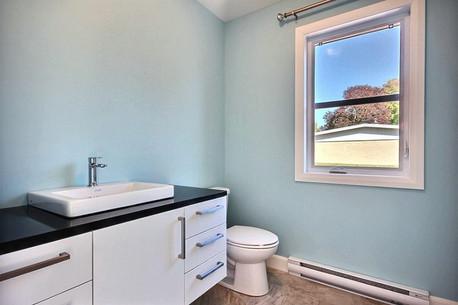 Maison sur mesure / Salle de bain 5