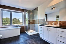 Conception de plan de maison / Salle de bain 2
