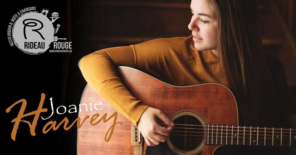 Joanie Harvey
