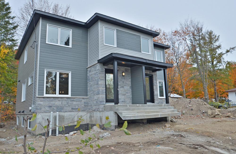 Jumelé par Midalto, entreprise de construction de maison à Québec