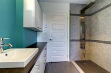 Plan maison plain-pied / Salle de bain 2