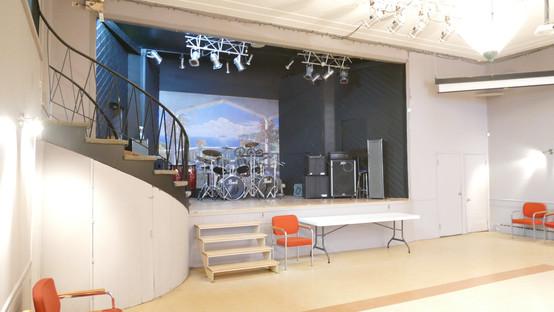Photographe commercial - Salle de spectacle