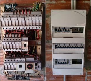 Quand est-ce nécessaire de changer les entrées électriques?