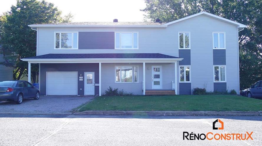 Réno Constux - Rénovation Appartement - Beauport , ville de Québec