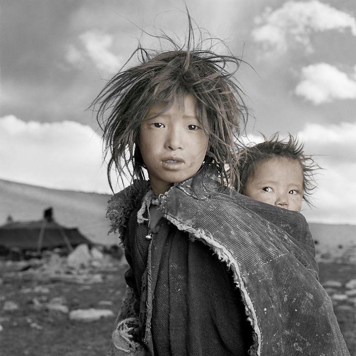 Phil Borges - Photographe portrait