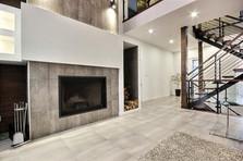 Maison avec 2 garages / Salon 5