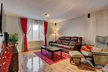 Maison plain-pied avec garage - Salon
