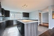 Plan de maison avec garage / Cuisine 6