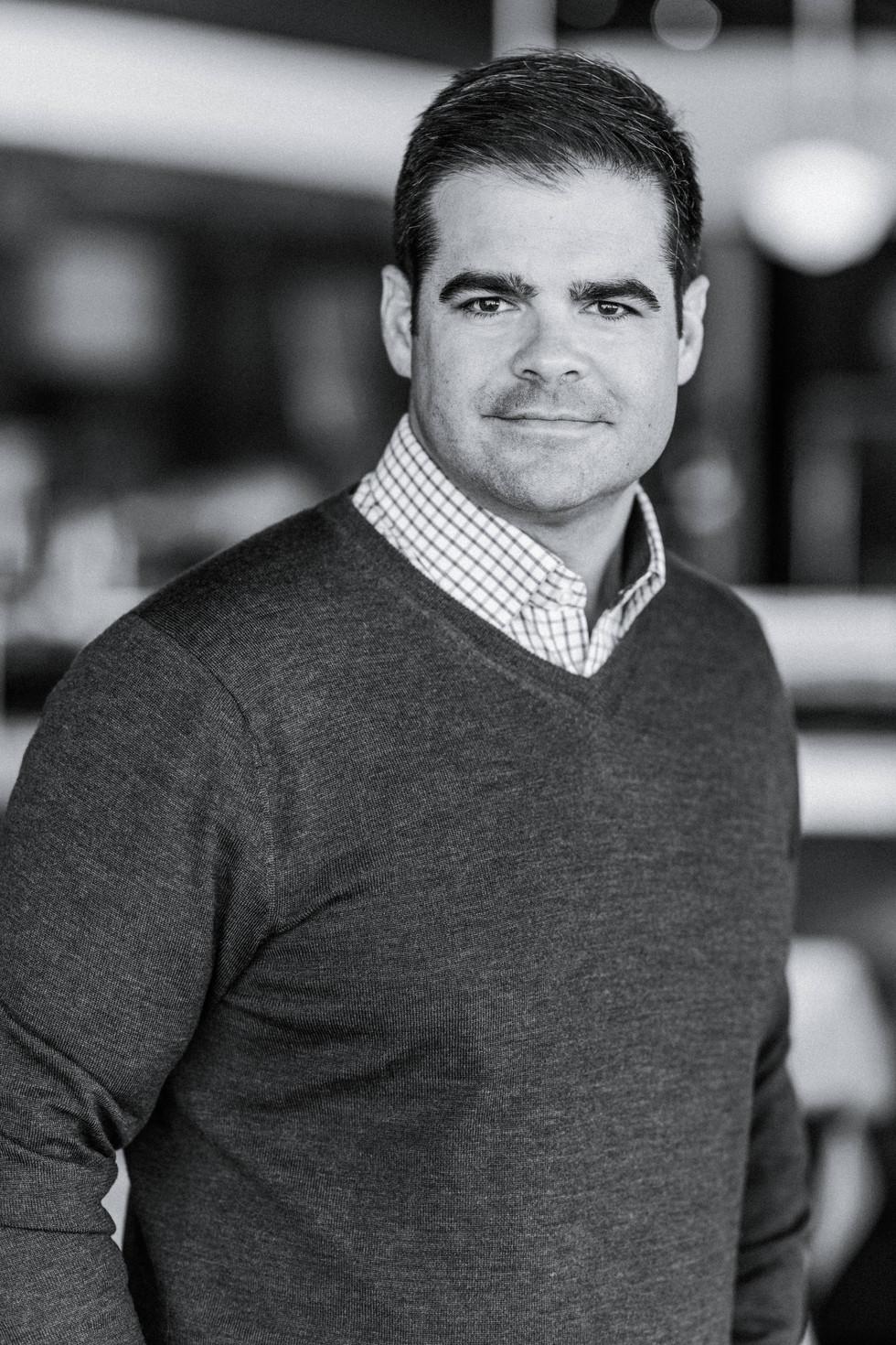 Portrait corporatif pour la refonte du site internet d'Acéro Immobilier à Québec