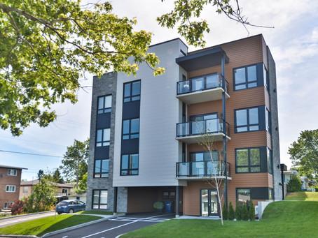 Immeuble à revenus par Midalto, entreprise construction à Québec