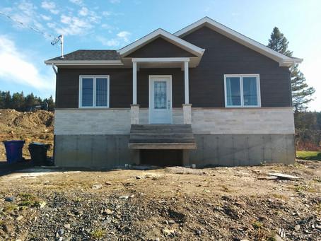 Maison neuve par Midalto, contracteur en construction à Québec