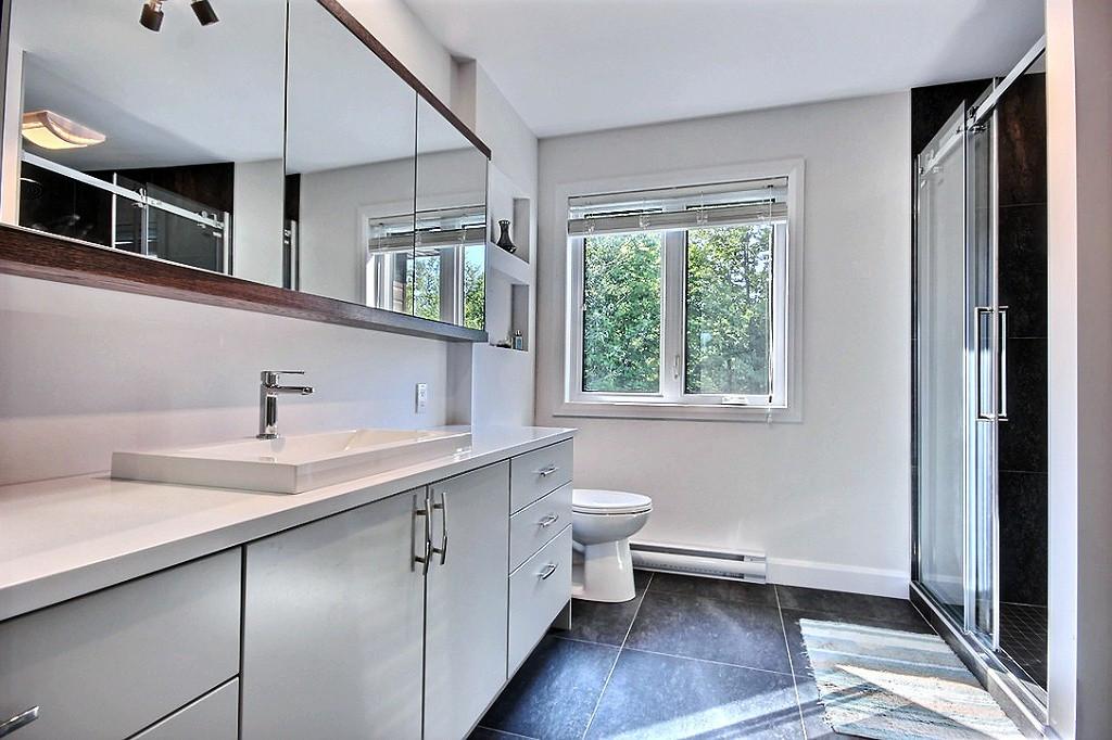Conception de plan de maison / Salle de bain 4