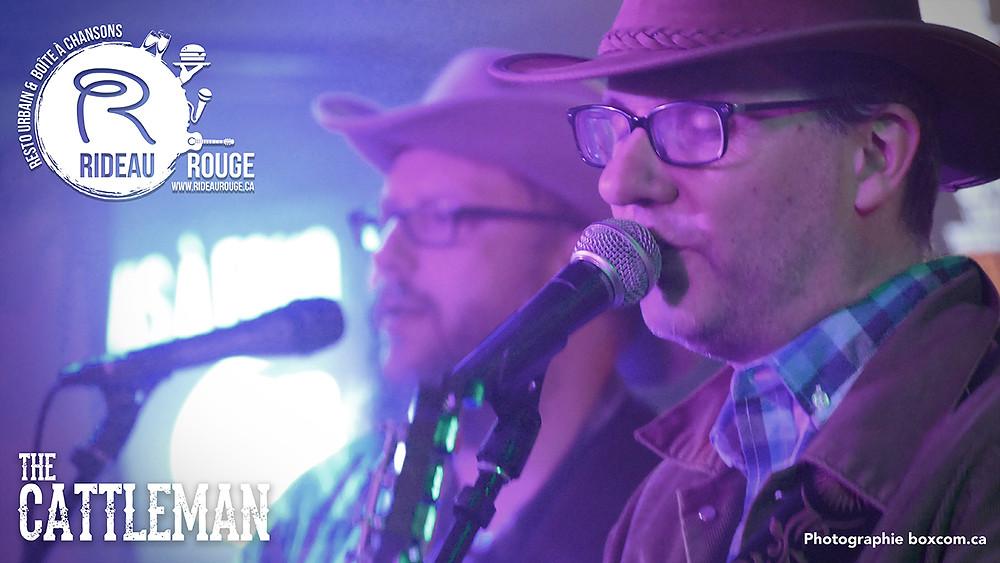 The Cattlemen - Spectacle à Québec - Rideau Rouge