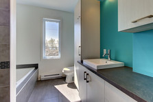 Plan maison plain-pied / Salle de bain 1