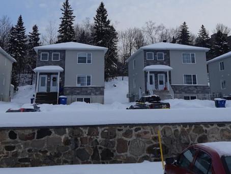 4 Triplex par Midalto, entreprise construction de maison à Québec