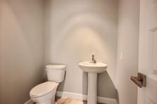 Plan de maison avec garage / Salle d'eau