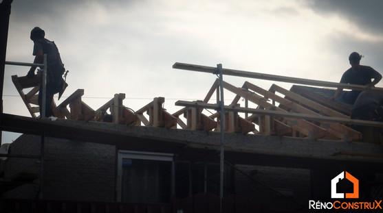 Photo professionnel - Photographe pour construction à Québec