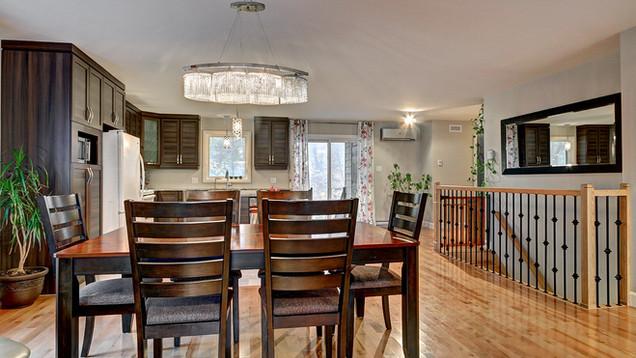Maison plain-pied avec garage - Salle à manger 3